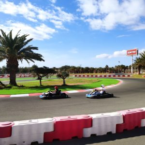 Escalada y Karting